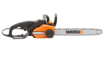 WORX WG304.1 Chainsaw with an 18-inch pub (corded)